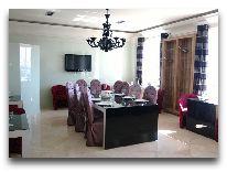 отель Maxim Pasha: Ресторан