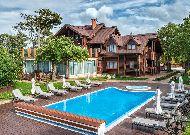 отель Маяковский: Открытый бассейн