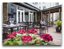 отель Mayfair: Летняя терраса
