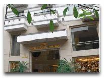 отель Medallion Hanoi Hotel: Вход в отель