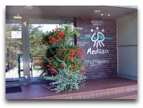 отель Meduza: Вход в отель