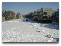 отель Meduza: Зима