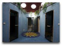 отель Meduza: Сауна