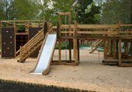 отель Medzabaki: Детская площадка