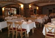 отель Medzabaki: Ресторан