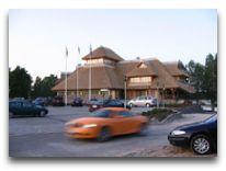 отель Medzabaki: Автостоянка