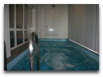 отель Medzabaki: Бассейн в сауне