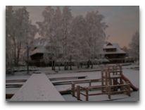 отель Medzabaki: Зима