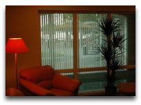 отель Medzabaki: Комната отдыха в сауне
