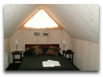 отель Medzabaki: Номер Mansard Room