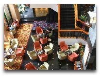 отель Melia Hanoi Hotel: Лобби-бар