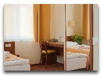 отель Memel: Номер отеля
