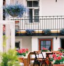 отель Merchant House: Летняя терраса