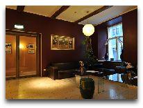отель Merchant House: Холл