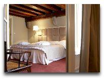 отель Merchant House: Президентский Suite-спальня