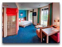 отель Mercure Hanoi La Gare: Deluxe room