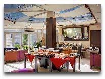отель Mercure Hanoi La Gare: Ресторан