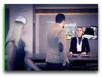 отель Mercure Riga Centre: Ресепшен