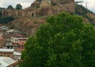 отель Mercure Tbilisi Old Town: Вид из бара SKY 7