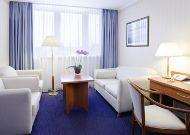 отель Mercure Torun Helios: Гостиная в номере люкс