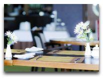 отель Mercure Torun Helios: Ресторан