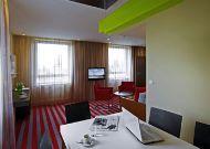 отель Mercure Warszawa Grand: Номер Свит гостинная