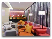 отель Mercure Warszawa Grand: Лобби отеля