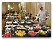 отель Mercure Warszawa Grand: Шведский стол