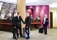 отель Mercure Wroclaw Centrum: Лобби