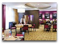 отель Mercure Wroclaw Centrum: Ресторан