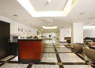 отель Meresuu Spa & Hotel: Ресепшен