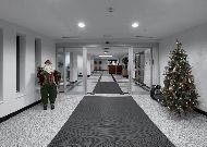 отель Meresuu Spa & Hotel: Коридор