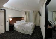 отель Meresuu Spa & Hotel: Номер Suite - спальня