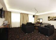 отель Meresuu Spa & Hotel: Гостиная номер Suite