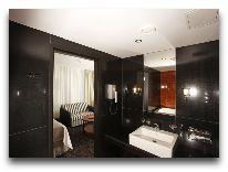 отель Meresuu Spa & Hotel: Ванная комната номер Junior Suite