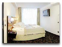 отель Meresuu Spa & Hotel: Номер Junior Suite - спальня