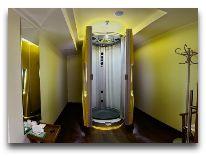 отель Meresuu Spa & Hotel: Солярий