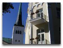 отель Meriton Old Town: Балконы номеров Bella Vita