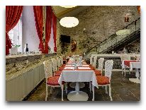 отель Meriton Old Town: Ресторан У Наташи