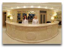 отель Меркурий: Reception