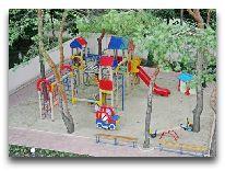 отель Меркурий: Детская площадка