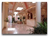 отель Меркурий: Лобби