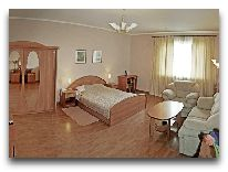 отель Меркурий: Номер полулюкс