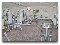 отель Меркурий: Фитнес-центр