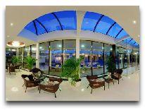 отель Меркурий: Холл