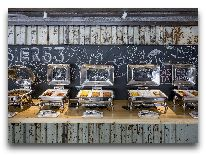 отель Messier 53: Ресторан отеля