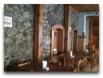 отель Меstiya: Ресторан отеля