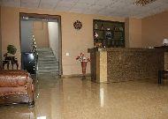 отель Metekhara Ambrolauri: Холл