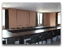 отель Metekhara Ambrolauri: Комната для переговоров