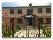 отель Metekhara Ambrolauri: Фасад отеля